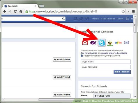 Facebook Friend Finder | how to use the facebook friend finder tool 7 steps
