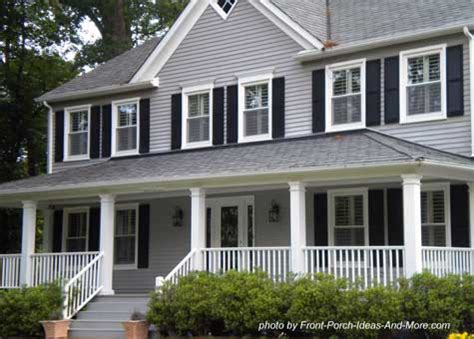 houses with big porches photogiraffe me country style porches wrap around porch ideas country