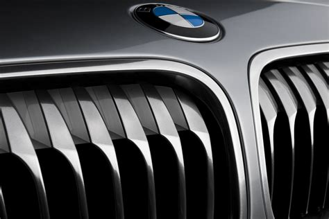 bmw grill bmw concept 6 series coupe front grill close up