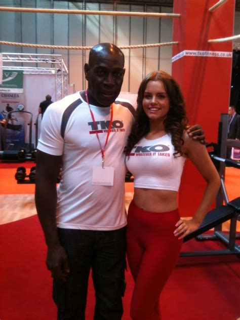 Frank N Co Newyear Promo envisage promo with frank bruno at the nec