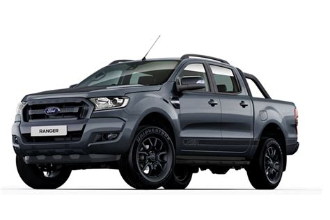 Ford Ranger Fx4 by Ford Philippines Quietly Introduces Ranger Fx4