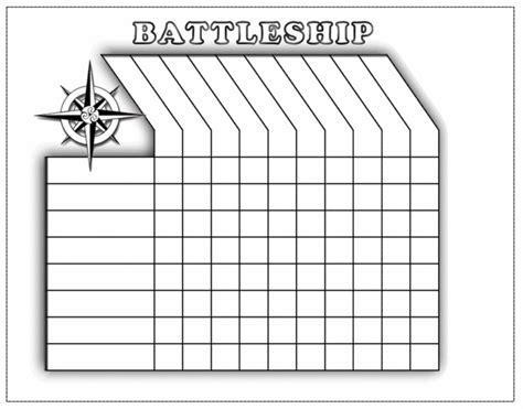 battleship board template battleship board template www pixshark images