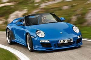 Porsche Speedster 997 Porsche 997 Speedster High Resolution Image 2 Of 6