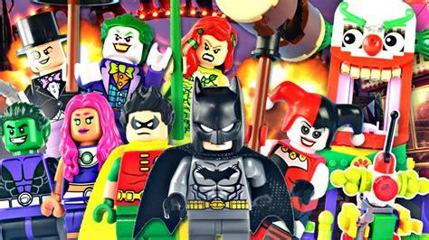 Lego Dc Heroes Batman 76035 Jokerland lego dc heroes 76035 jokerland review