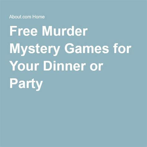 free mystery dinner 1000 ideas about murder mystery on