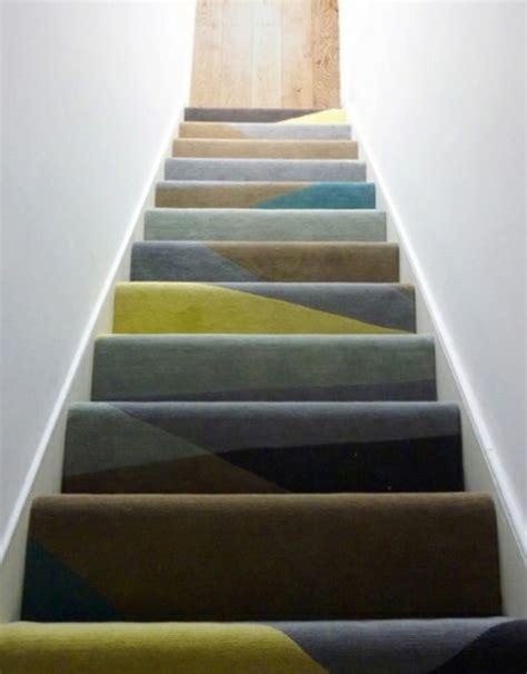 Tapis D Escalier Moderne 1626 by Le Tapis Pour Escalier En 52 Photos Inspirantes