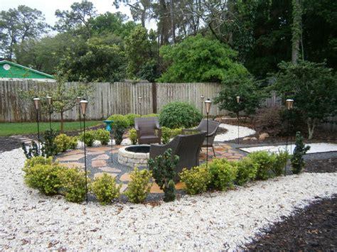 landscape design for xeriscape or hardscape winter park