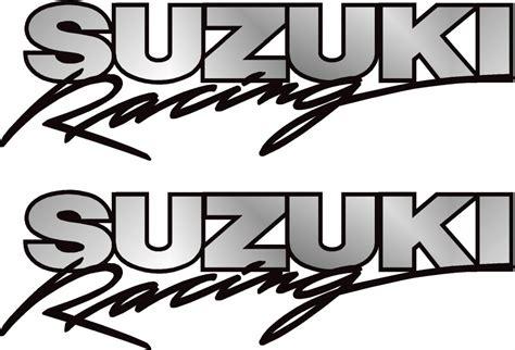 Suzuki Bike Stickers Suzuki Motorcycle Stickers Decals Car Interior Design