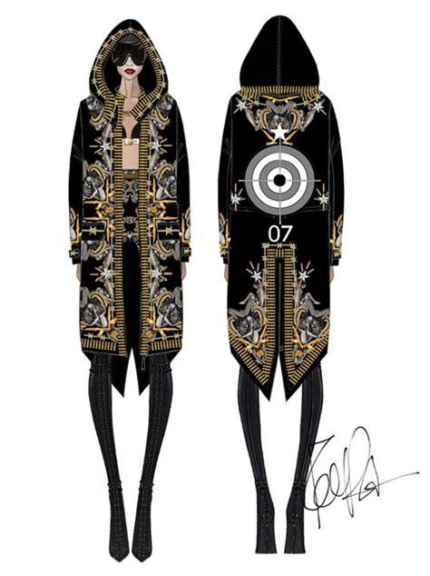 21781 Black White Simply Organza Stylist Top 17 best images about fashion sketch illustration on oscar de la renta jeanne