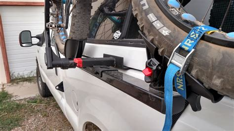 Diy Trailer Hitch Bike Rack by Diy Hitch Or Truck Bed Mounted Bike Carrier Mtbr