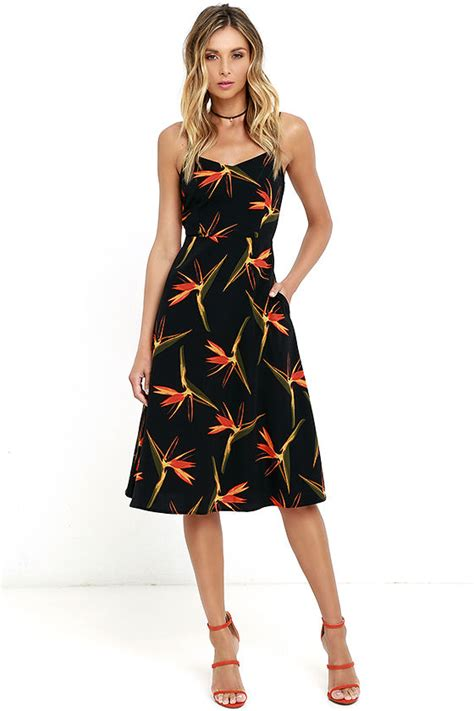 99 Dress Jumbo Black Pro black dress floral print dress lace up dress 99 00