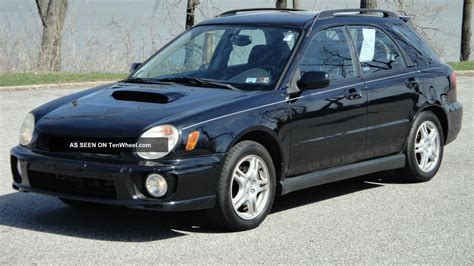 subaru turbo 2003 subaru impreza wrx sport wagon related infomation