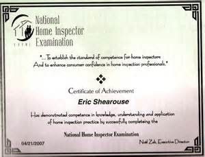 national home inspector home inspection