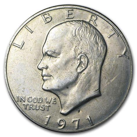 1971 s 40 silver eisenhower dollar bu eisenhower dollars 1971 1978 apmex