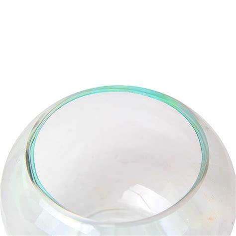 Glass Fish Bowl Vases by 8 Glass Fish Bowl Vases Wedding Event Decor Centrepiece