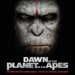 of the planet of the apes soundtrack details