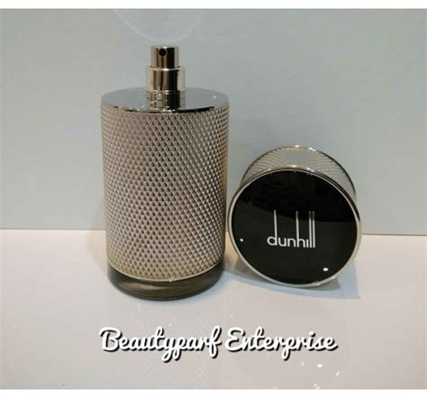 Dunhill Icon Edp 100 Ml dunhill icon tester pack 100ml edp spray