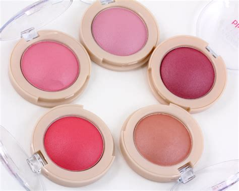 Maybelline Bouncy Blush bounce with me and the maybelline bouncy blushes