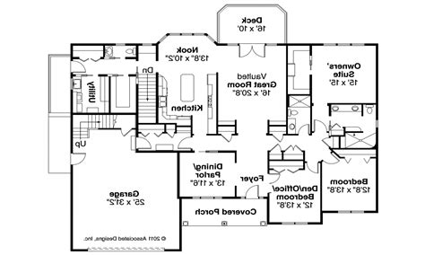 Modern 4 Bedroom House Plans Simple 4 Bedroom House Plans Basic 4 Bedroom Home Plans