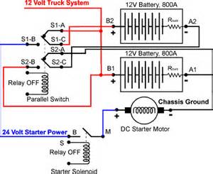 http www truckt parallel battery switch