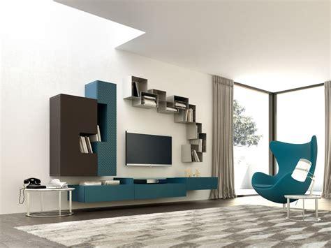 pareti da soggiorno parete attrezzata soggiorno moderna