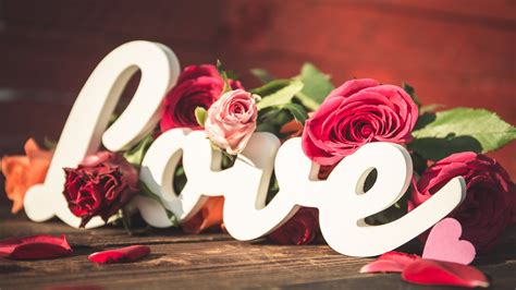 wallpaper love roses hd  love