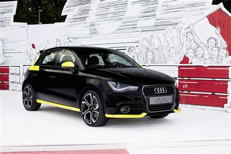 custom audi a1 sportback and s3 cabriolet unveiled at