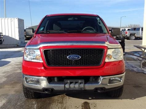 ford watertown sd used 2005 ford f 150 supercrew 139 xlt 4wd in watertown sd