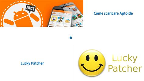 Aptoide Lucky Patcher   come scaricare aptoide e lucky patcher youtube