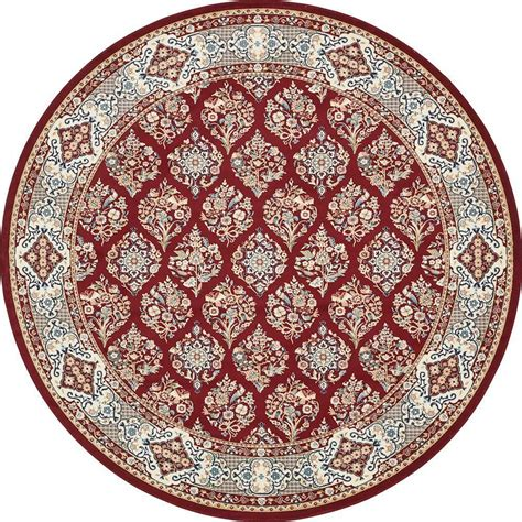 10 5 x 10 5 ft rug unique loom nain design burgundy 10 ft x 10 ft