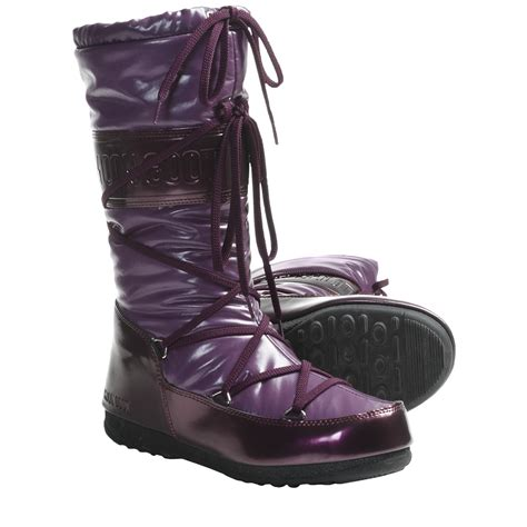 moon boots for tecnica w e soft moon boots insulated for