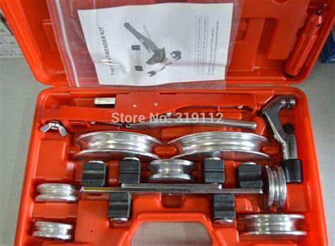 Pipa Aluminium Flaring 3 8 1 4 quot a 7 8 tubo de aluminio mano doblador de la pipa