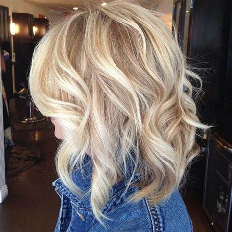 shoulder lenfh hair with low lights 19 amazing blonde hairstyles for all hair length love