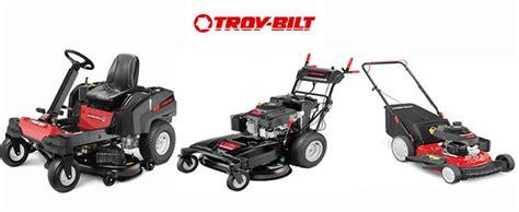 troy bilt dealers the best troy bilt lawn mowers for 2017 reviews