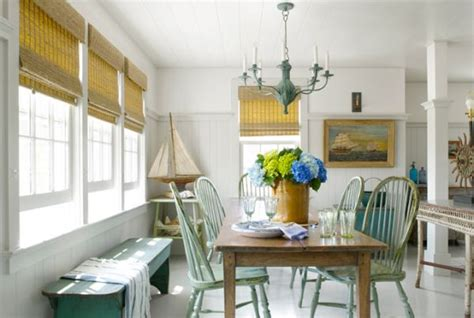 Dining Room Sets Massachusetts Historic Cottage In Nantucket Renovated By Luke Thornewill
