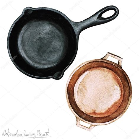 pan clipart cooking pots and pans clipart