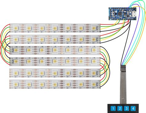 diagram for wiring an led light wiring diagrams