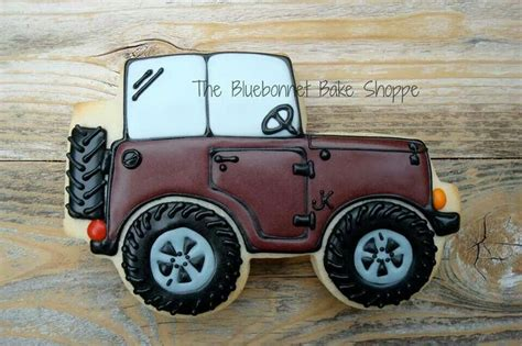 jeep cookies 17 best images about boyish sports sugar cookies on