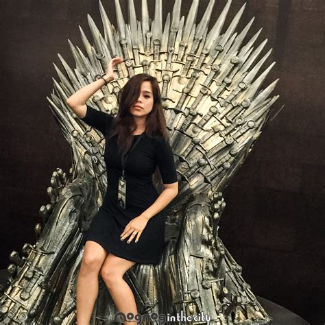 of thrones the of thrones iron throne replica is in manila