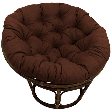 outdoor bench cushions 52 inches 52 inch outdoor fabric tufted papasan cushion dcg stores