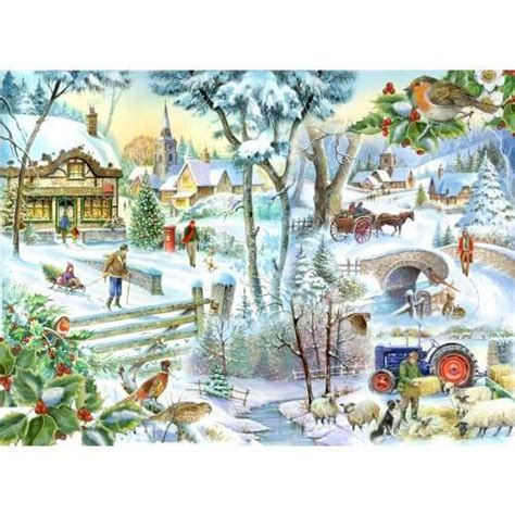 printable winter jigsaw puzzles winter wonderland jigsaw puzzle from jigsaw puzzles direct