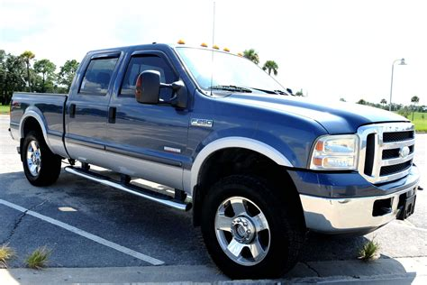 Ford F250 Forum by Sold 2007 Ford F250 Duty Lariat Crew Cab Fx4