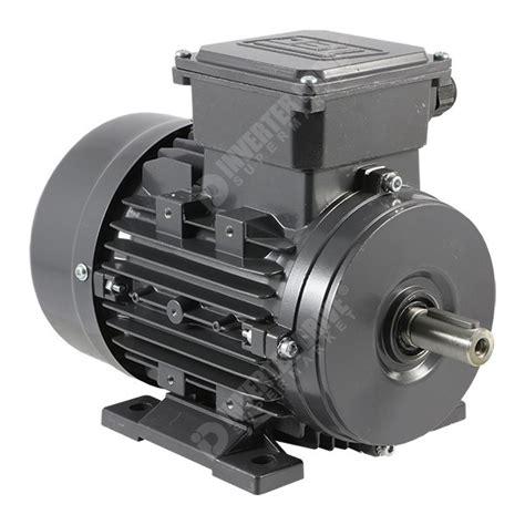 Watt Electric Motors by Tec Ie2 0 75kw 1hp 4 Pole 3ph Ac Motor 230v 400v B3 Foot