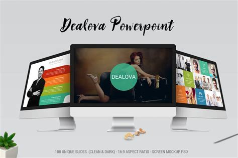 Dealova Maxy dealova creative powerpoint by artmonk on envato elements