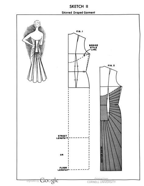 pattern draped dress draped dress patterns instructions time to sew a