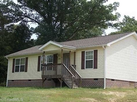 304 loflin pond rd asheboro nc 27203 foreclosed home