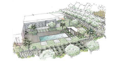 conception d un jardin moderne 224 bouc bel air pr 232 s d aix