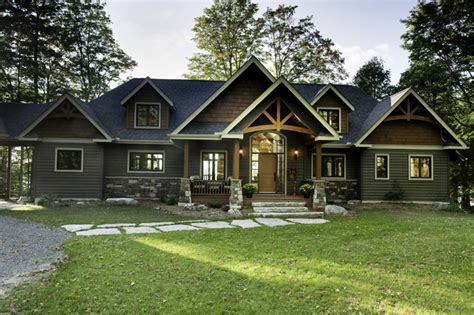 Gable House by Gable Crest Cedar Homes Cedar Homes