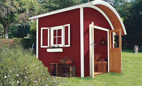 Skandinavisches Gartenhaus