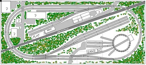track layout software reviews n scale layout plans model railroader magazine model